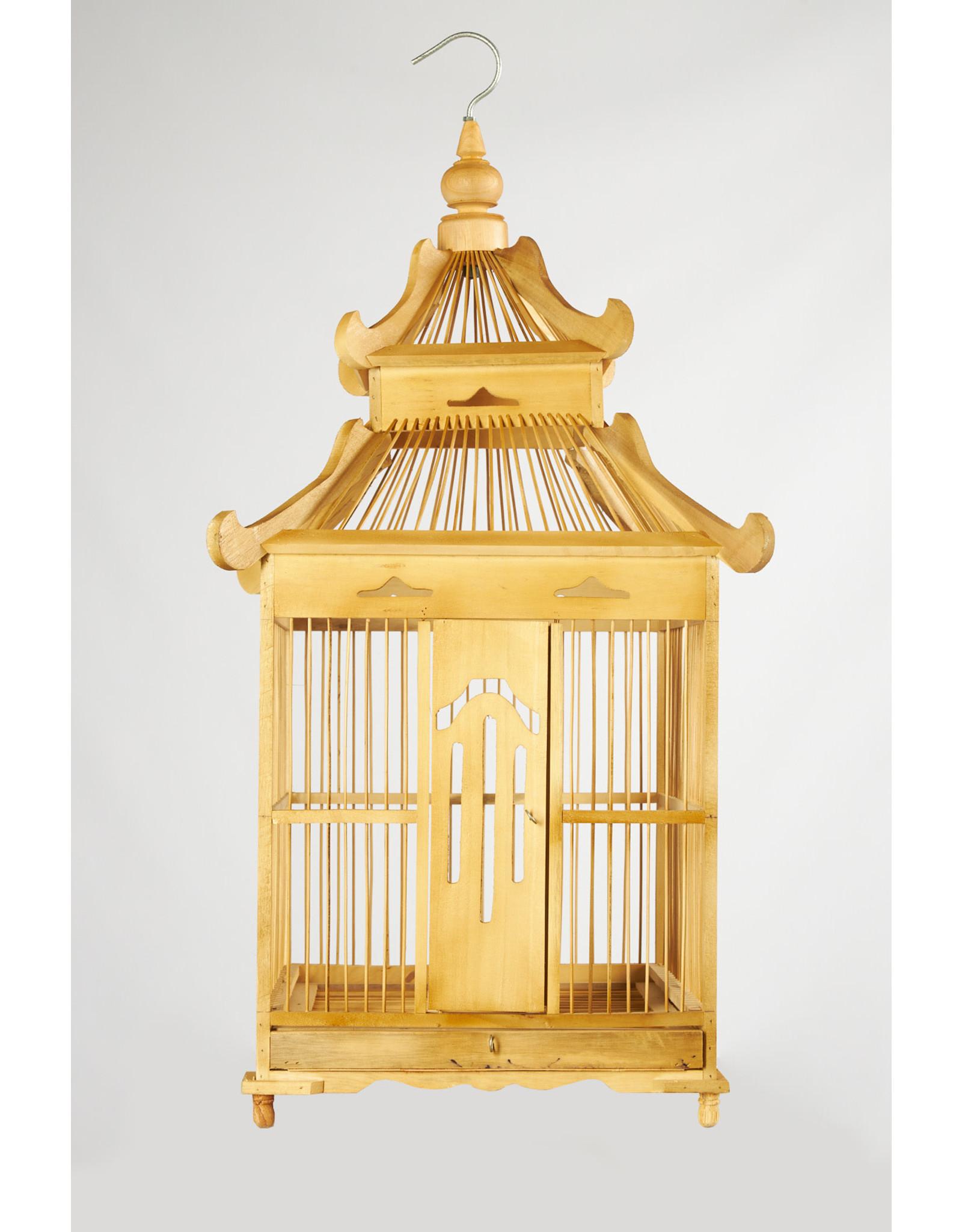 Dijk Bird Cage Bamboo