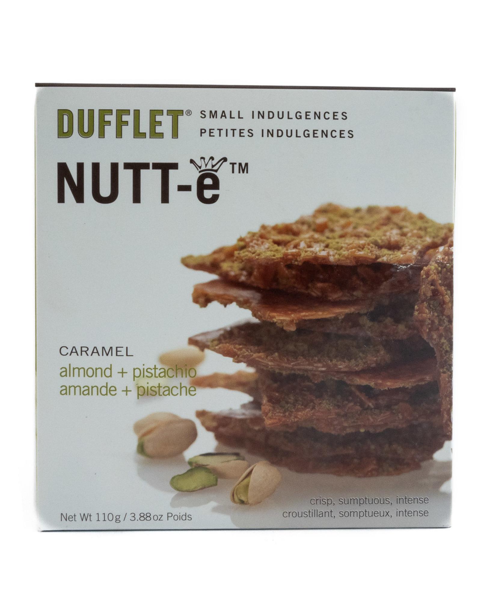 Dufflet Dufflet - NUTT-e Caramel Almond & Pistachio