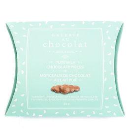 Galerie Au Chocolat Galerie Au Chocolate - Milk Chocolate Pieces