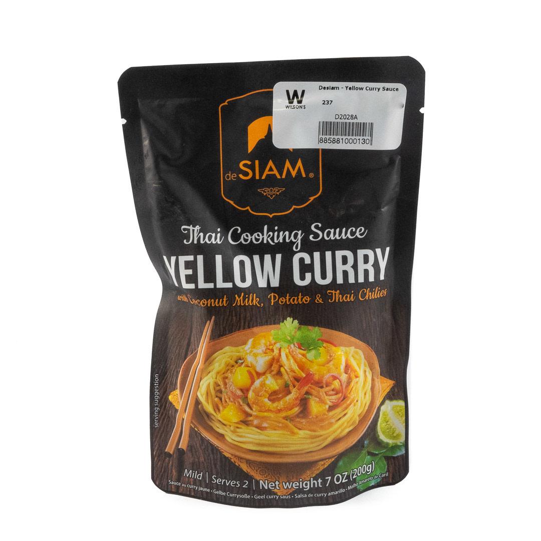 Desiam DeSiam Curry Sauce