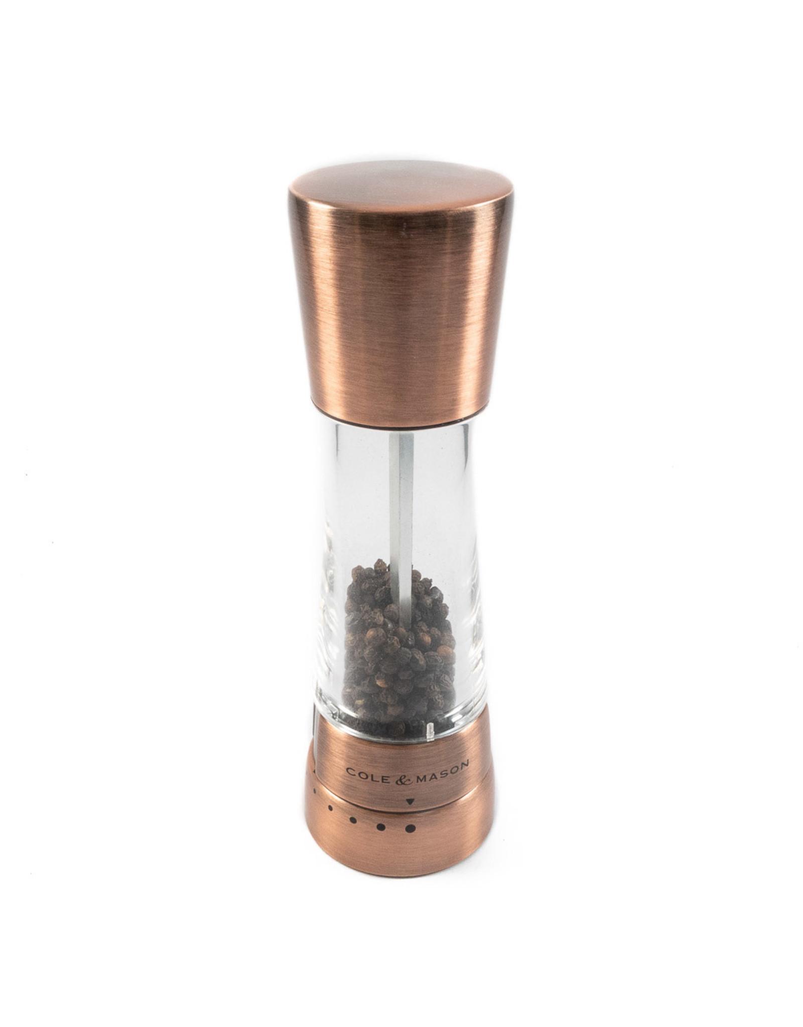 Cole & Mason Cole & Mason - Gourmet Precision Mill - Copper Finish