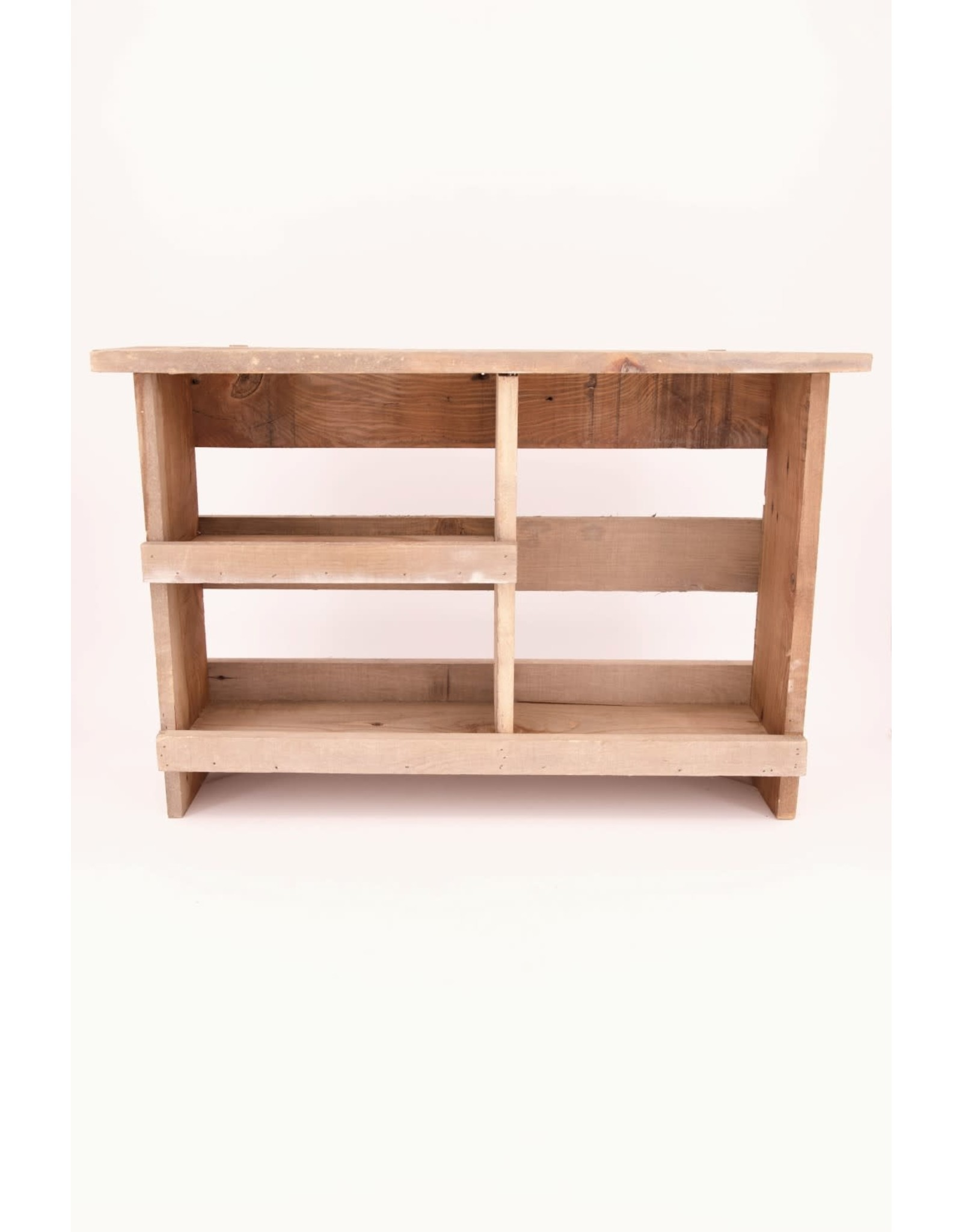 Dijk Cabinet Historic Wood - 38x15x58cm