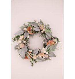 Dijk Wreath Leaves - 29x5.5cm