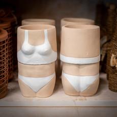 Dijk Bikini Planter Cement