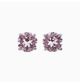 Hillberg & Berk H&B - Birthstone Crystal Stud Earrings