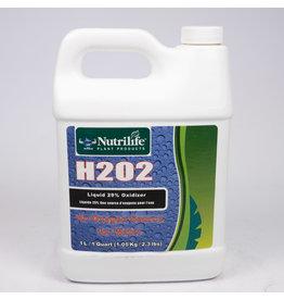 Hydroponics - DG  H2O2 Hydrogen Peroxide 1L