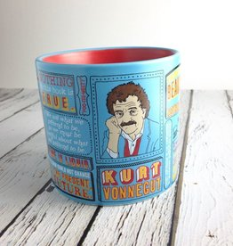 UNEMPLOYED Kurt Vonnegut Literary Mug