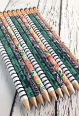 Folk Pencil Set