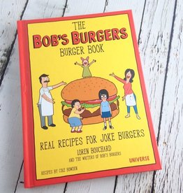 RANDOMHOUSE The Bob's Burger's Burger Book