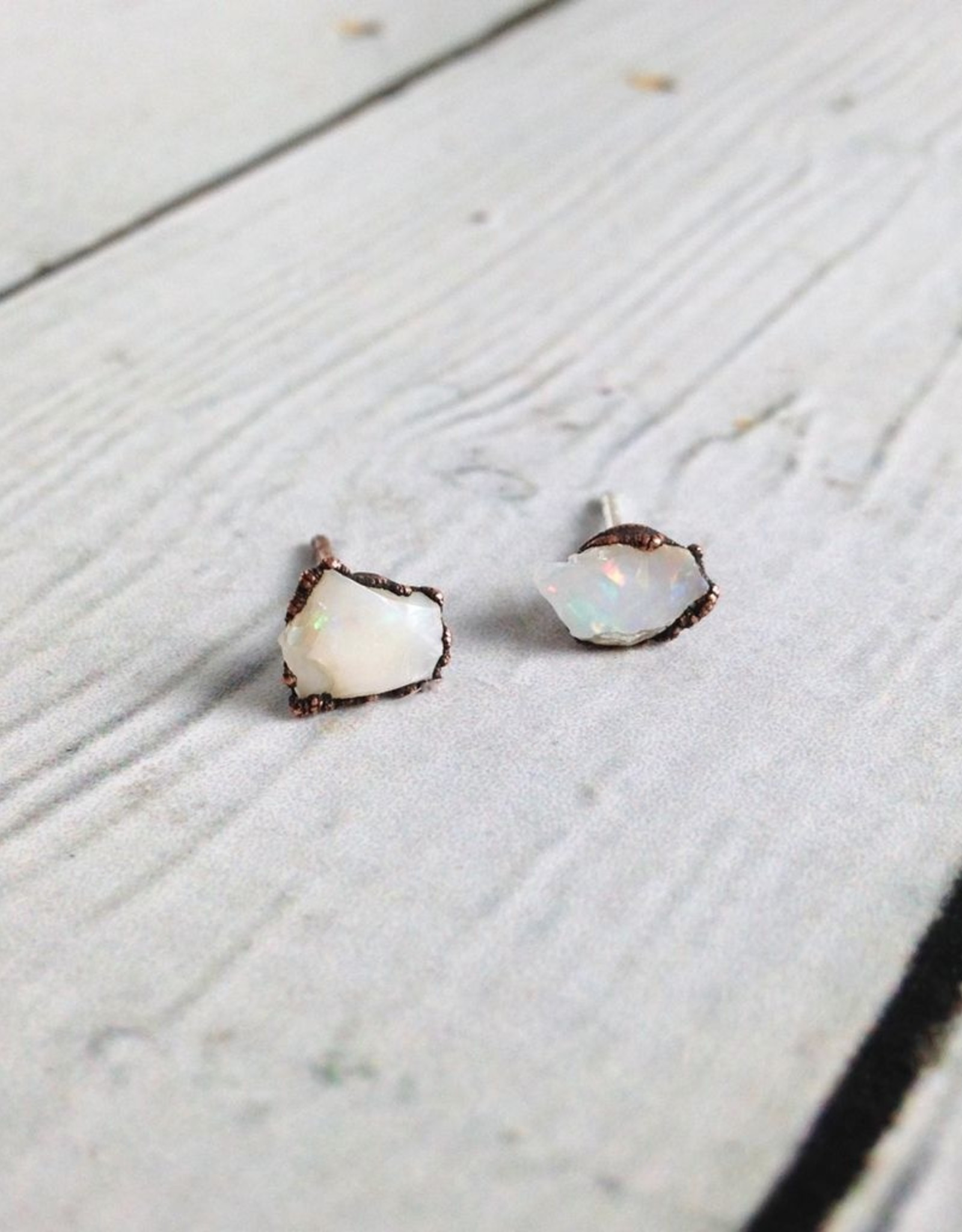 HawkHouse Opal Stud Earrings