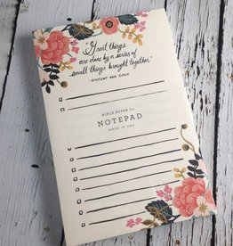 RIFFLE PAPER CO Great Things Notepad