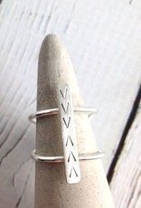 Sterling Silver Lakota Ring