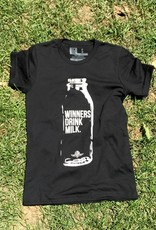 USI XS Winners Drink Milk Unisex Tee