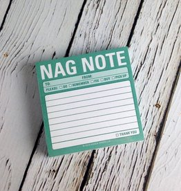 KnockKnock Nag Notes Sticky Notes