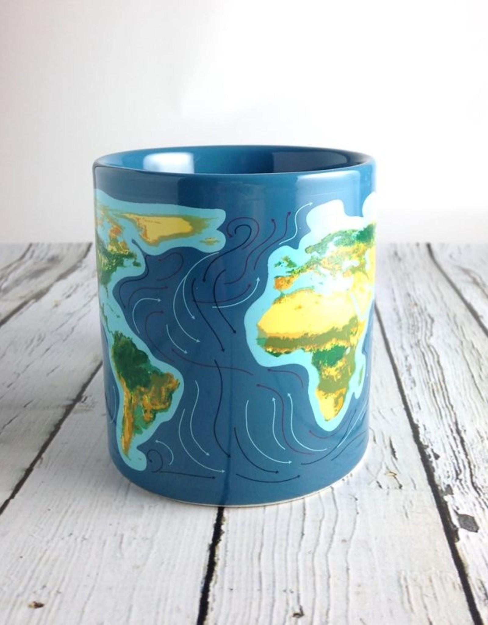 UNEMPLOYED Climate Change Mug