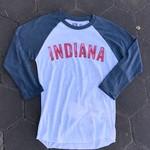 Vintage Indiana Baseball Tee