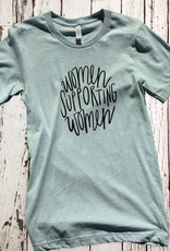 SUNDAY AFTERNOON HOUSEWIFE Women Supporting Women Tee