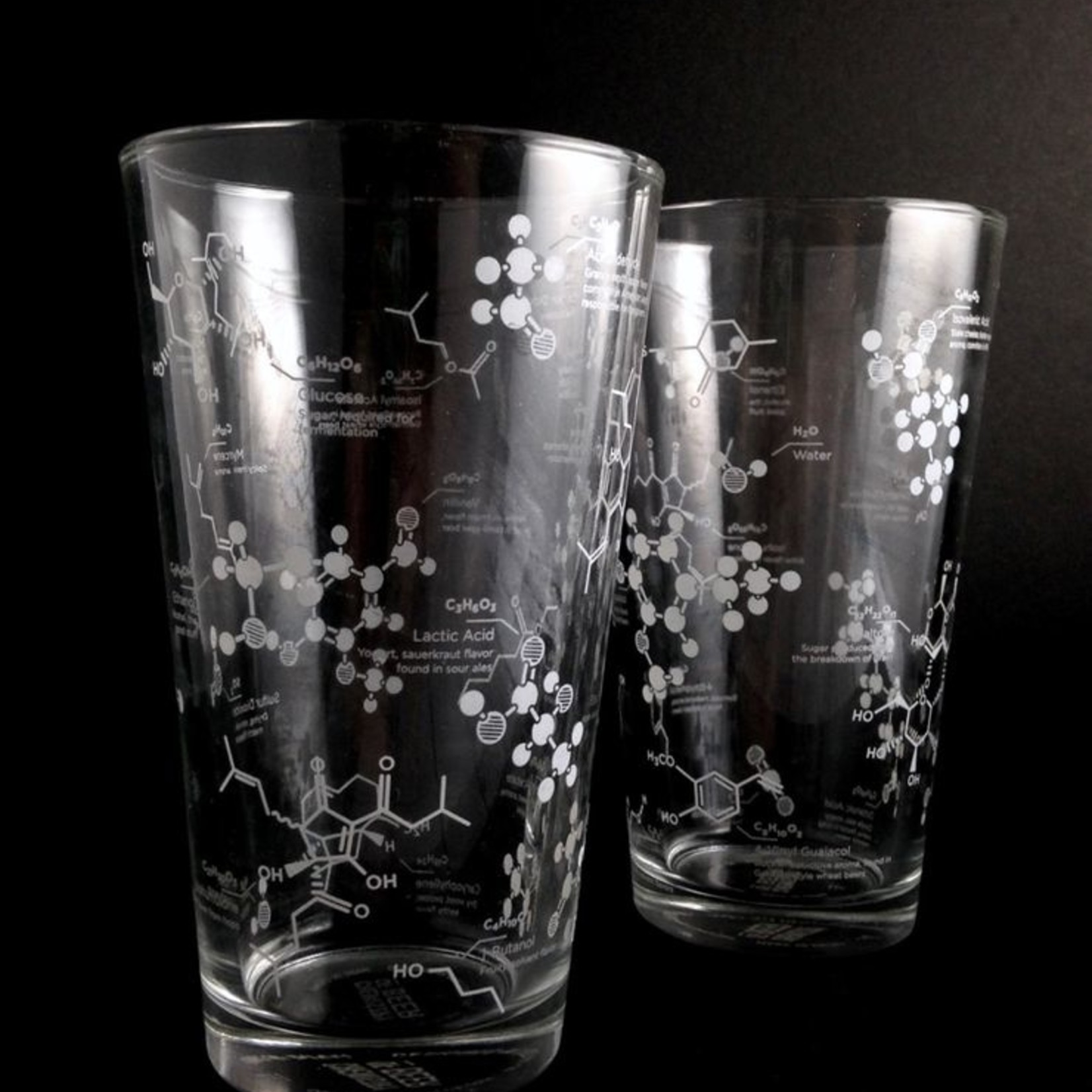 The Science of Beer Pint Set (2)