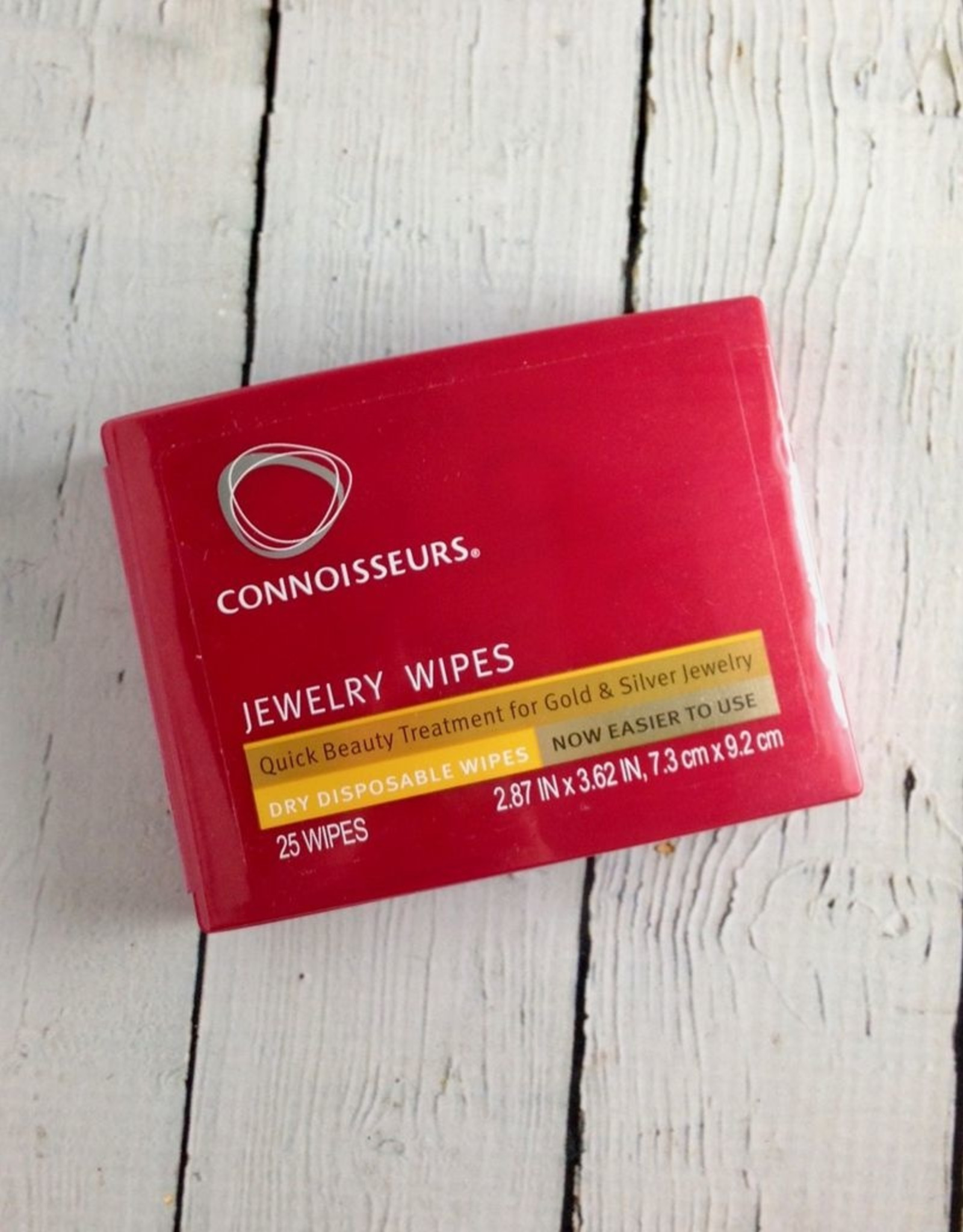 CONNOISSEURS Disposable Polishing Wipes