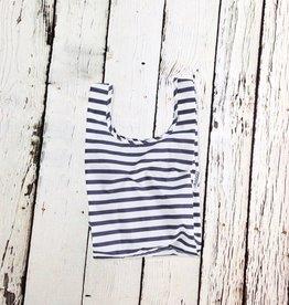 Stripe-Sailor Baby Baggu