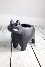 Black Bear Candle Holder