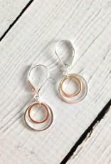 Freshie & Zero Sterling SilverGlow Earrings