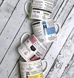 Recipe Set Grub Mugs