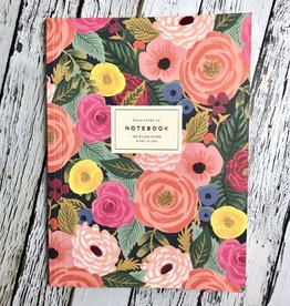 Rifle Paper Co Juliet Rose Memoir Notebook
