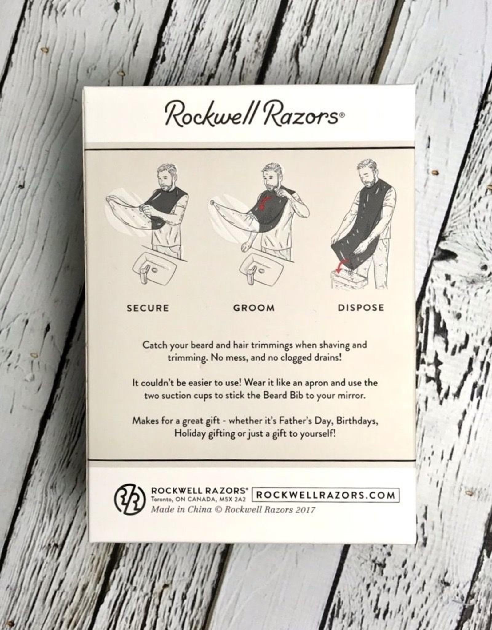 Rockwell Razors Rockwell Razors Beard Bib