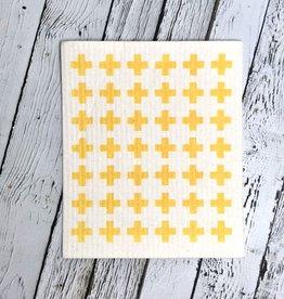 Lemon Swedish Dishtowel