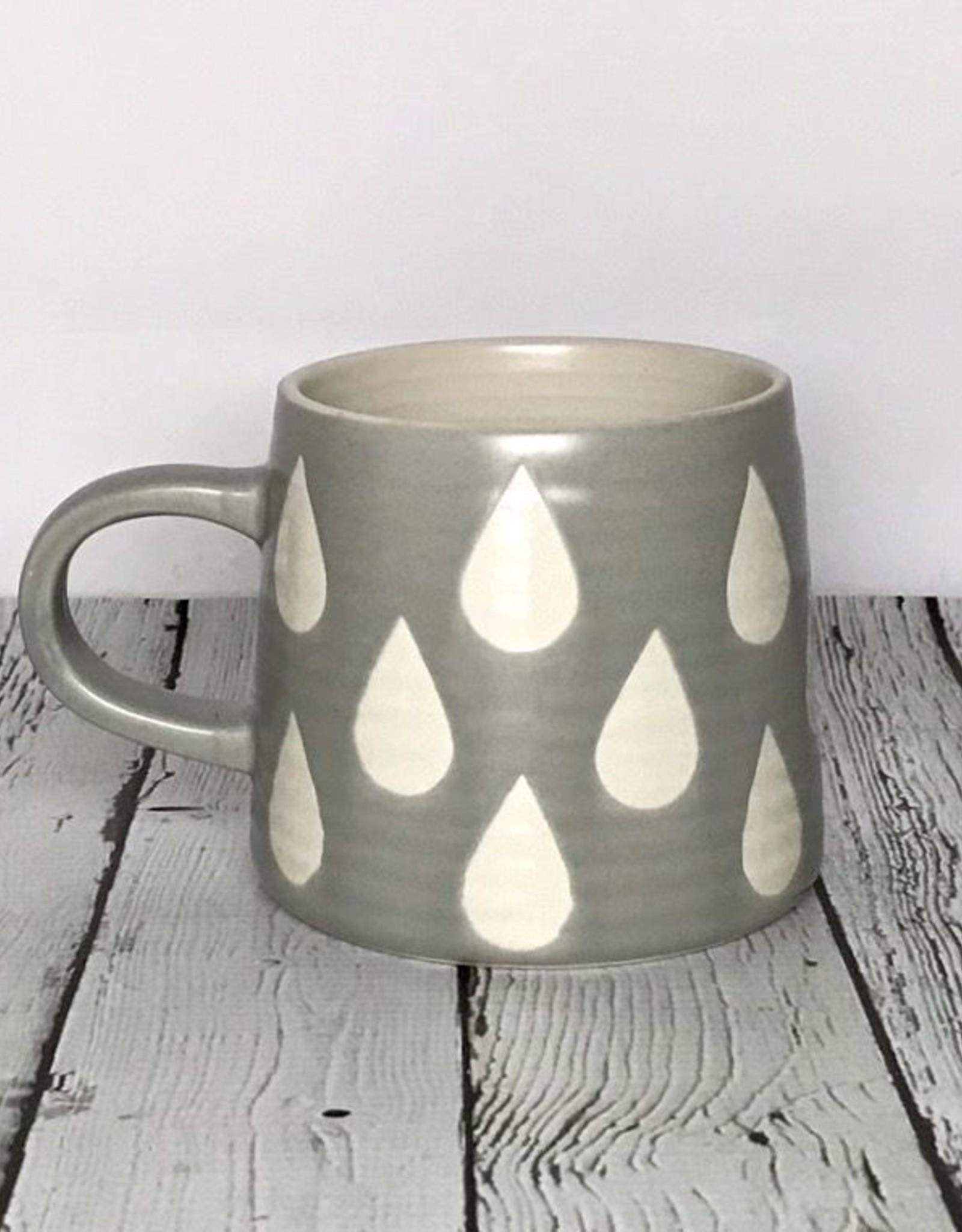 Gray Imprint Mug