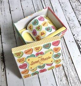 NOW Sweet Hearts Mug In A Box