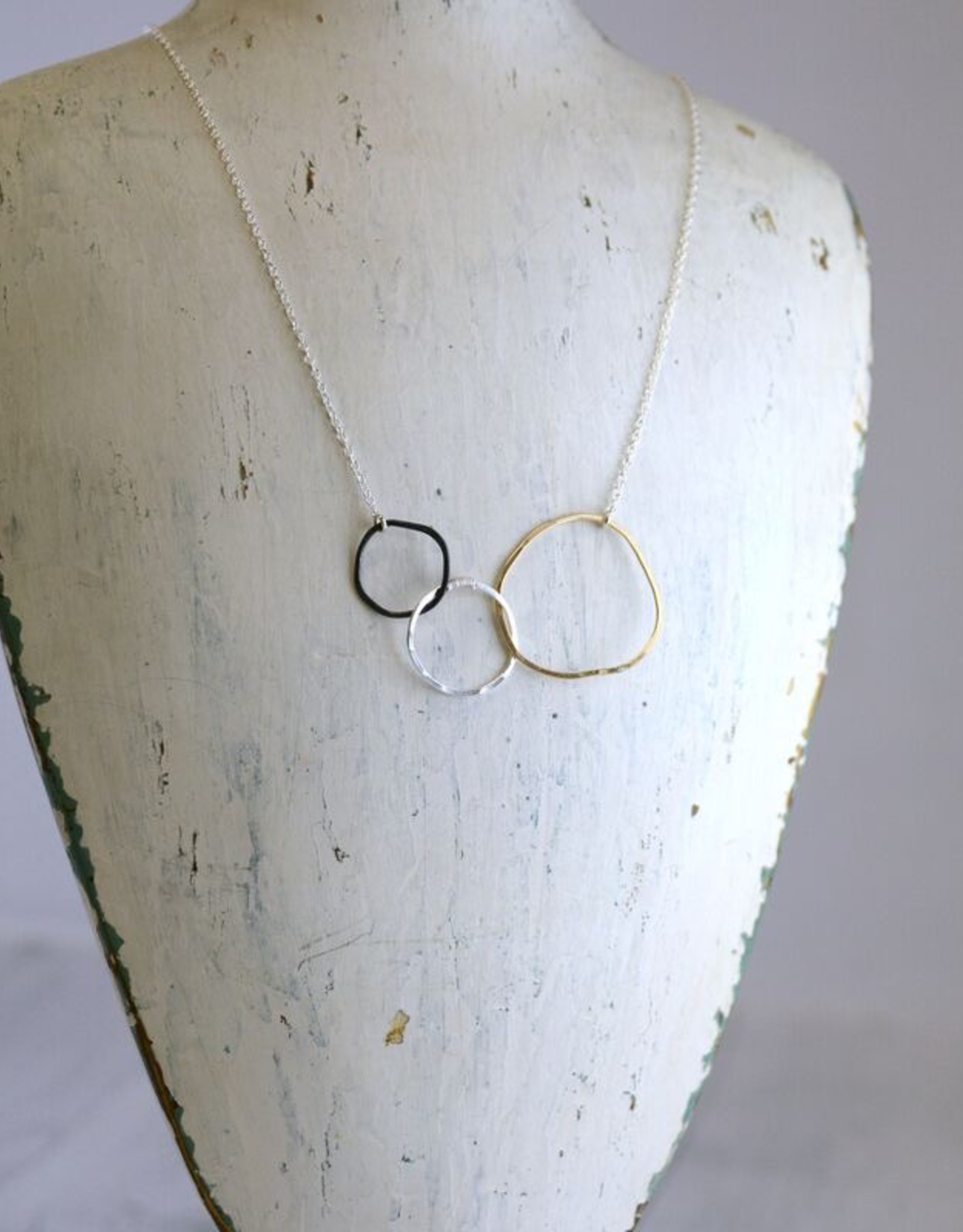 """Sterling Silver Explore Necklace (18"""")"""