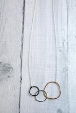 "Freshie & Zero Sterling Silver Explore Necklace (18"")"