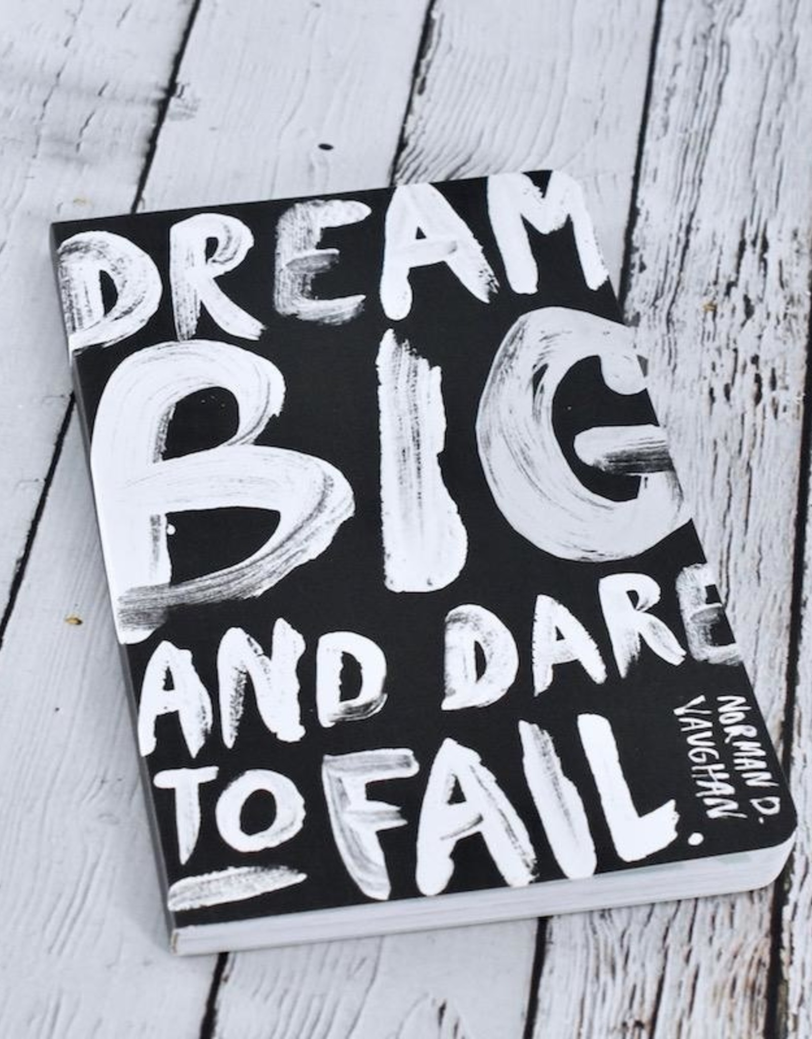 Compendium WNJ -Dream Big and Dare to Fail