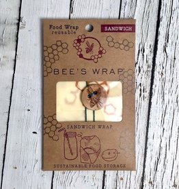 Sandwich Bee's Wax Wrap
