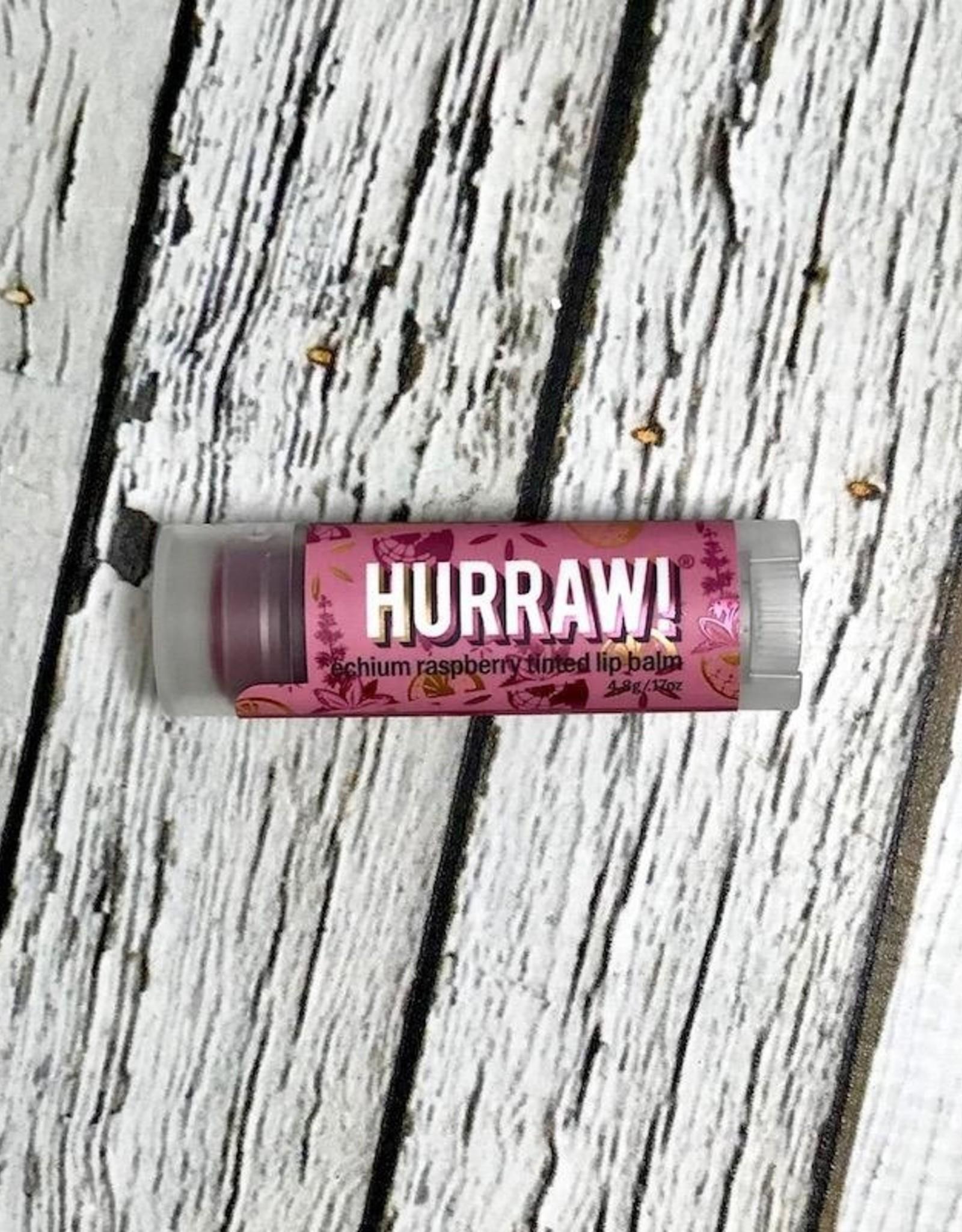 Echium Raspberry Tinted Lip Balm