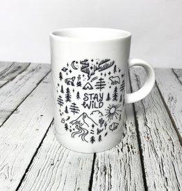 Stay Wild Tall Mug
