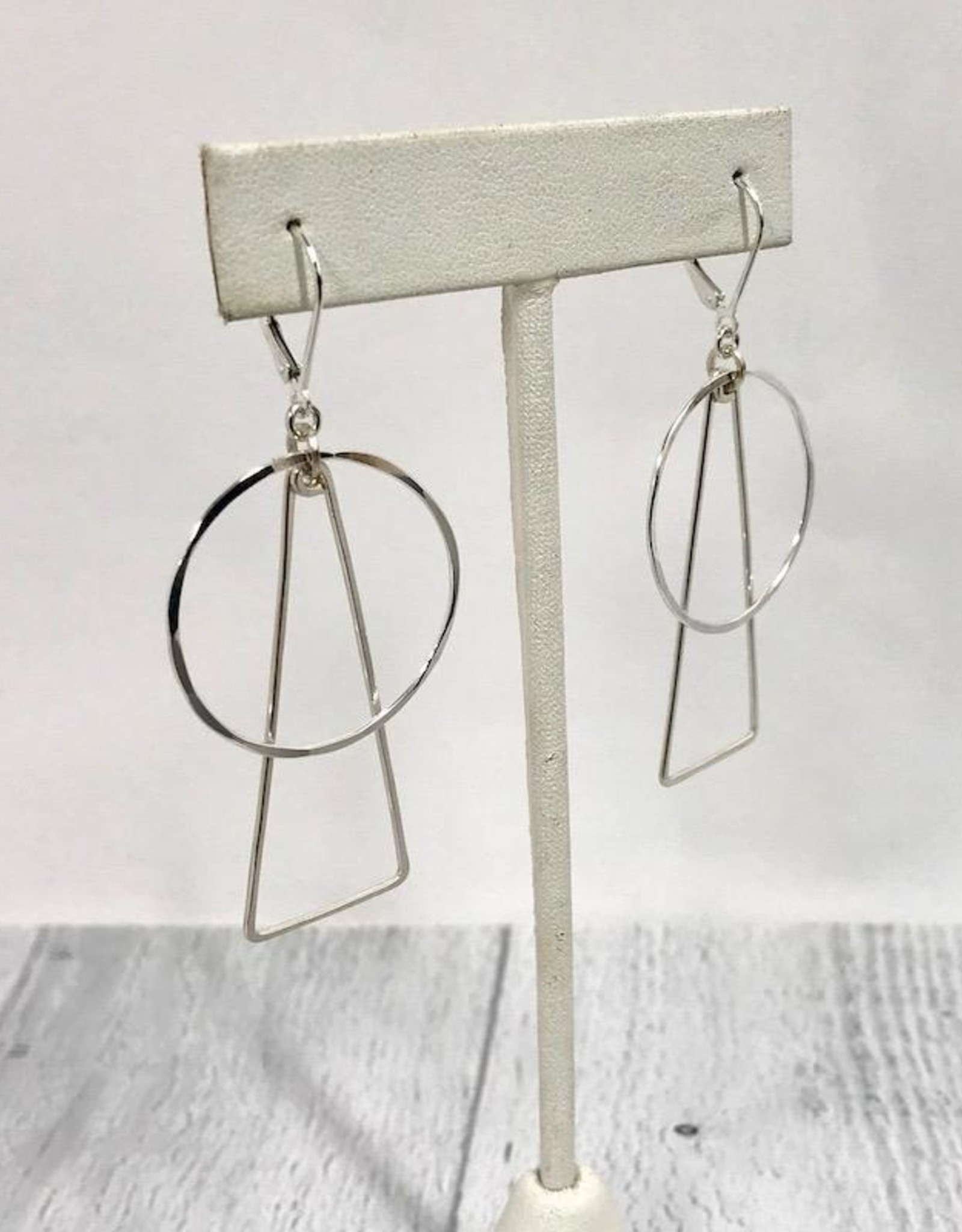 Handmade Silver Wonder Earrings