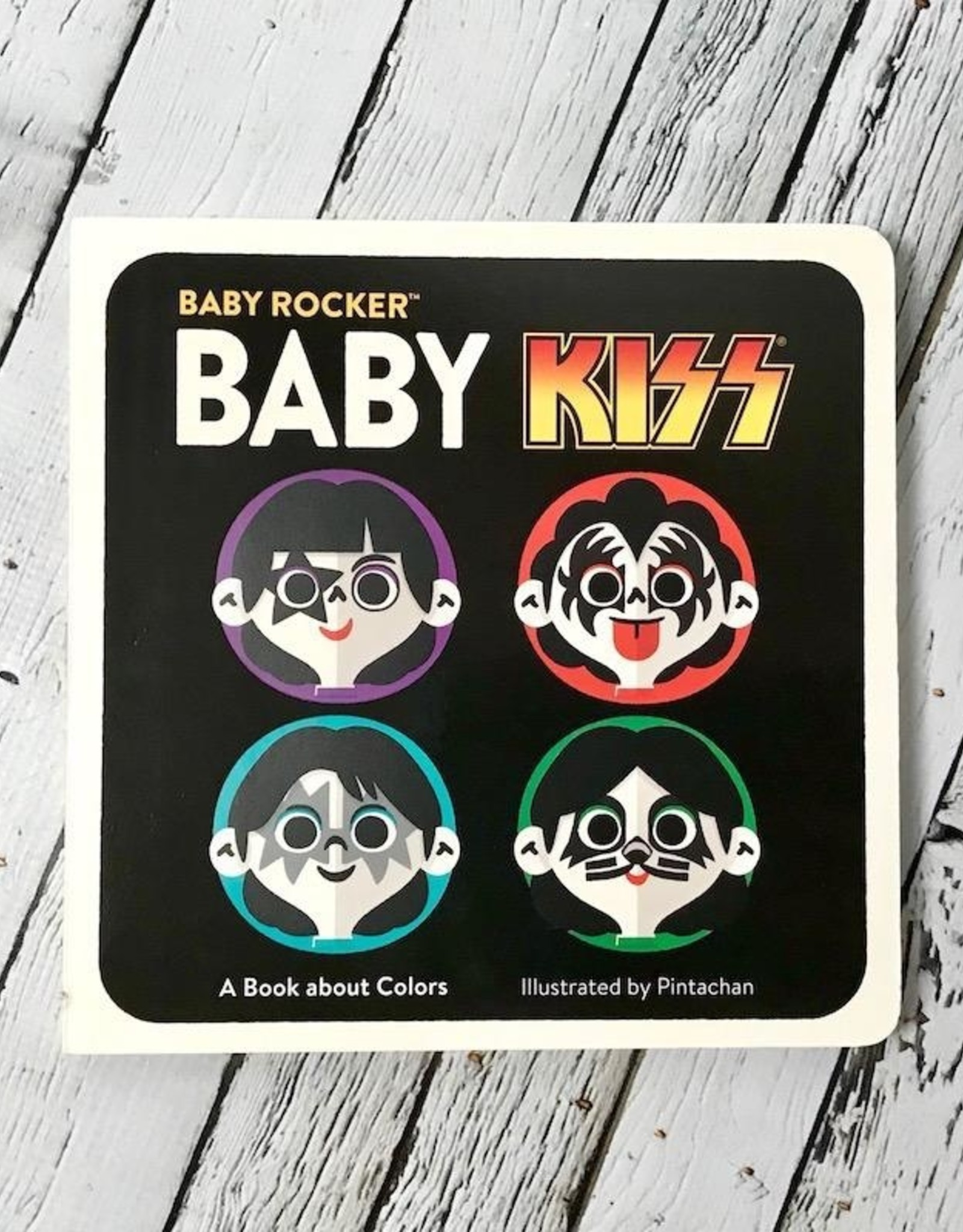Hachette Book Group Baby Kiss