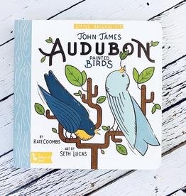Audubon Painted Birds Little Naturalists Board Book