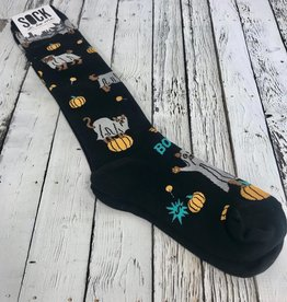 Trick or Treat? Knee High Socks