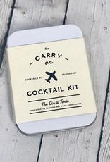 The Gin & Tonic Carry-On Cocktail Kit
