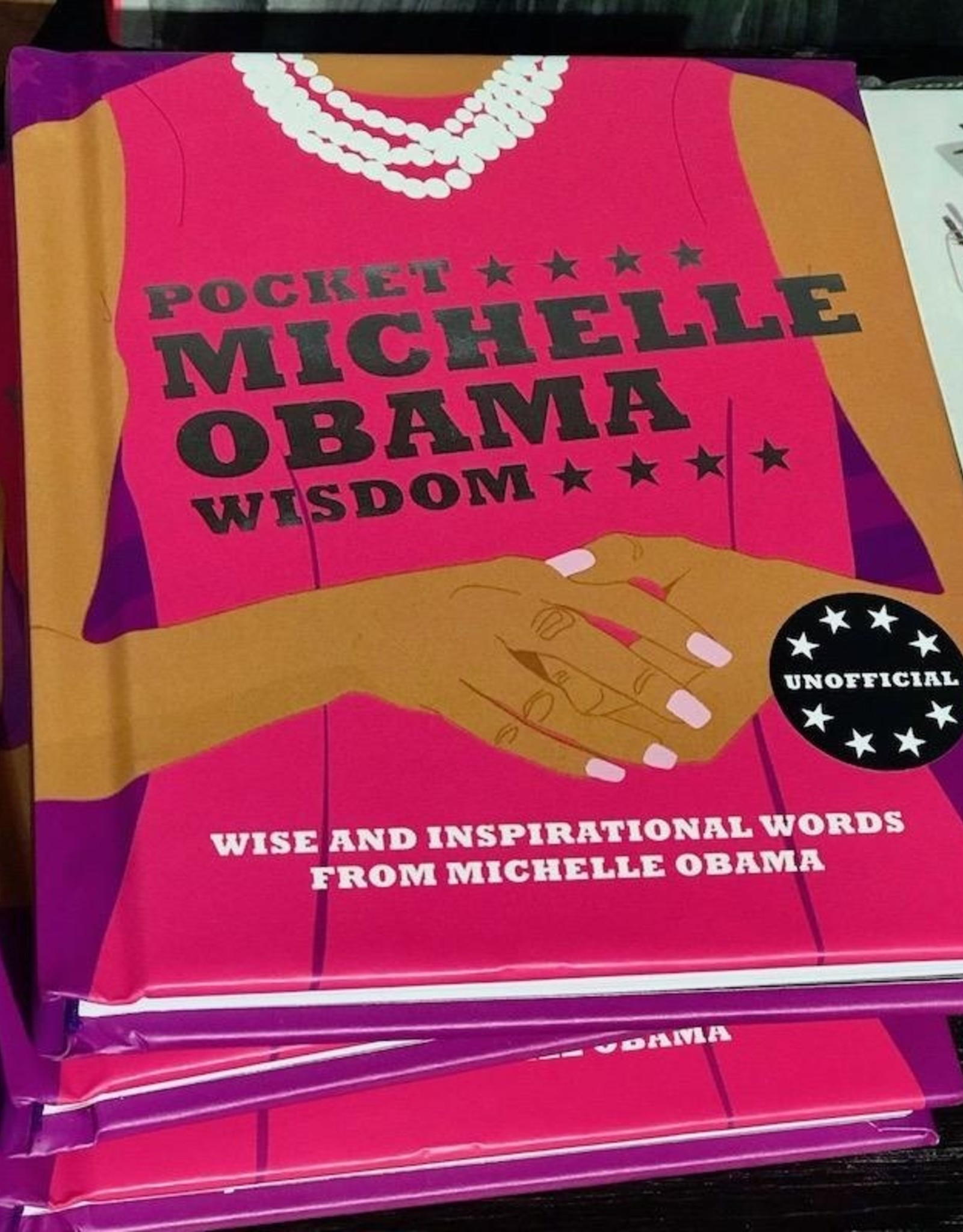 Pocket Michelle Obama Wisdom