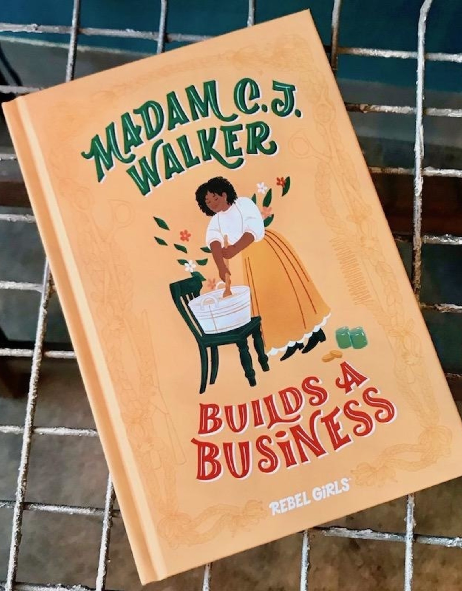 Madam C.J. Walker Builds a Business