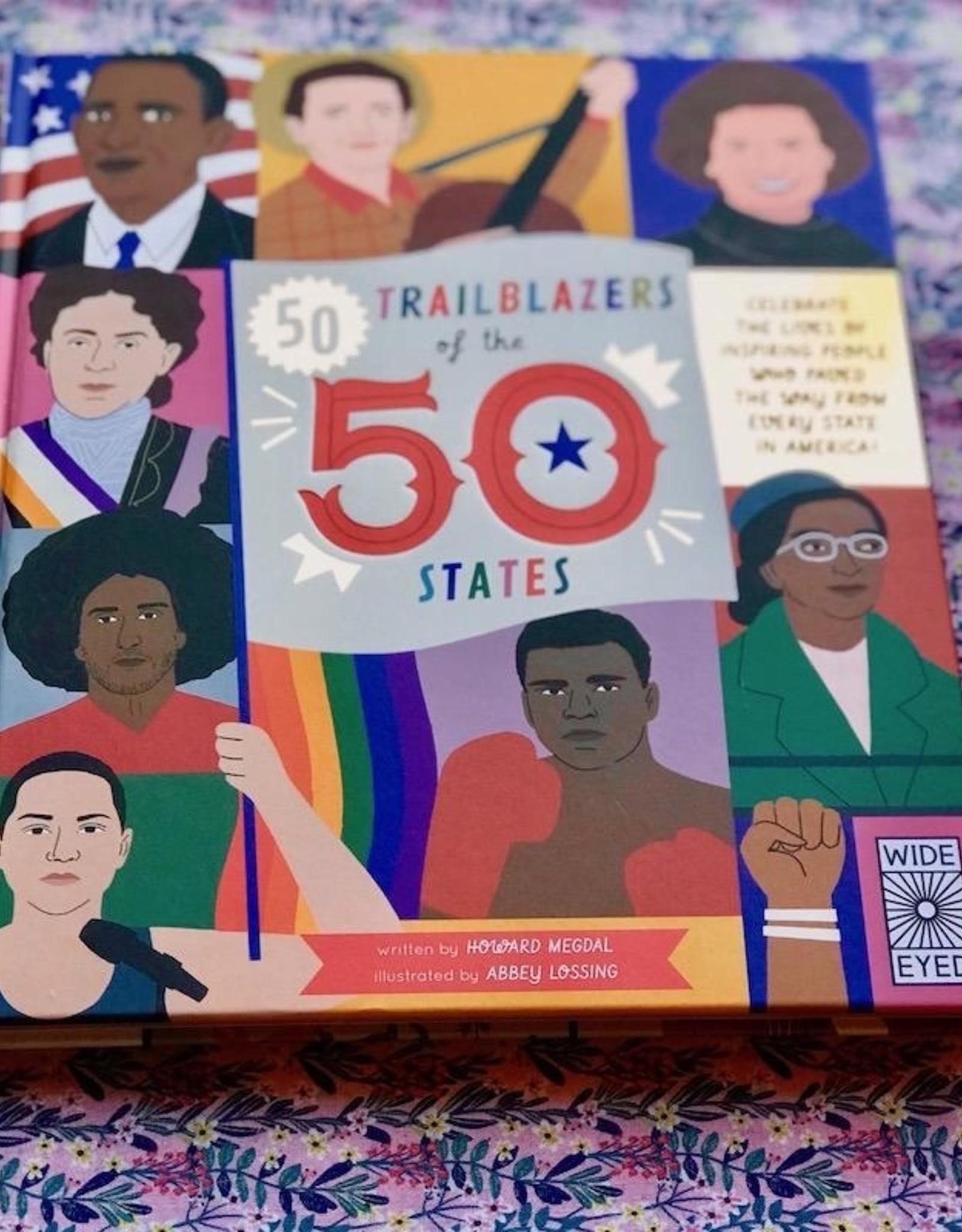 Quarto 50 Trailblazers of the 50 States