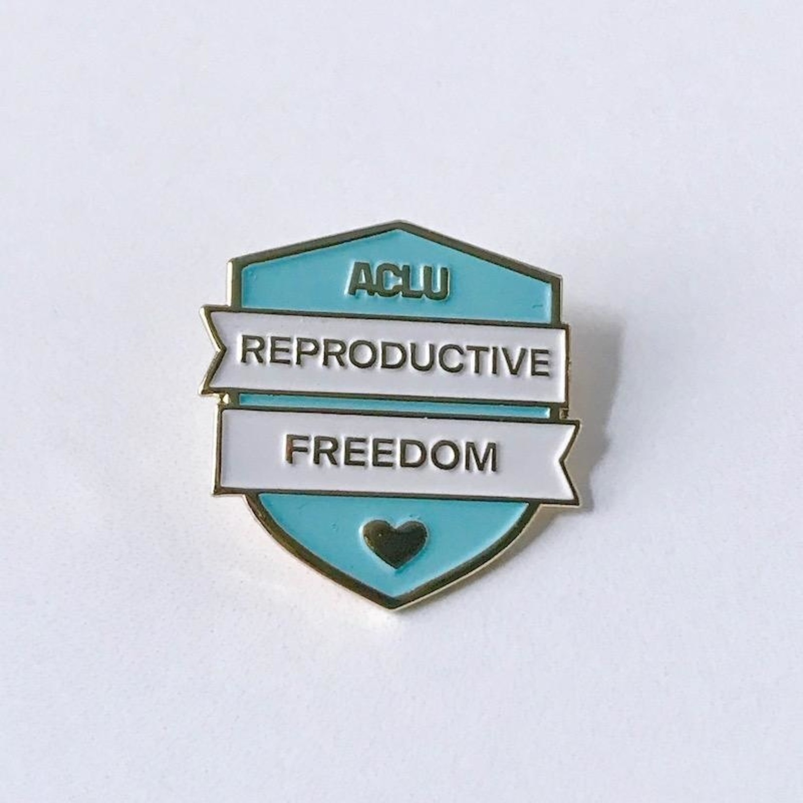 ACLU Reproductive Freedom Pin 100% of Sales goes to the ACLU of Indiana