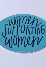 SUNDAY AFTERNOON HOUSEWIFE Women Supporting Women Sticker