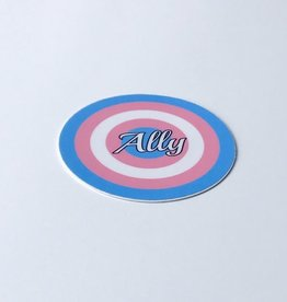 Ally Sticker by Asher Schwank