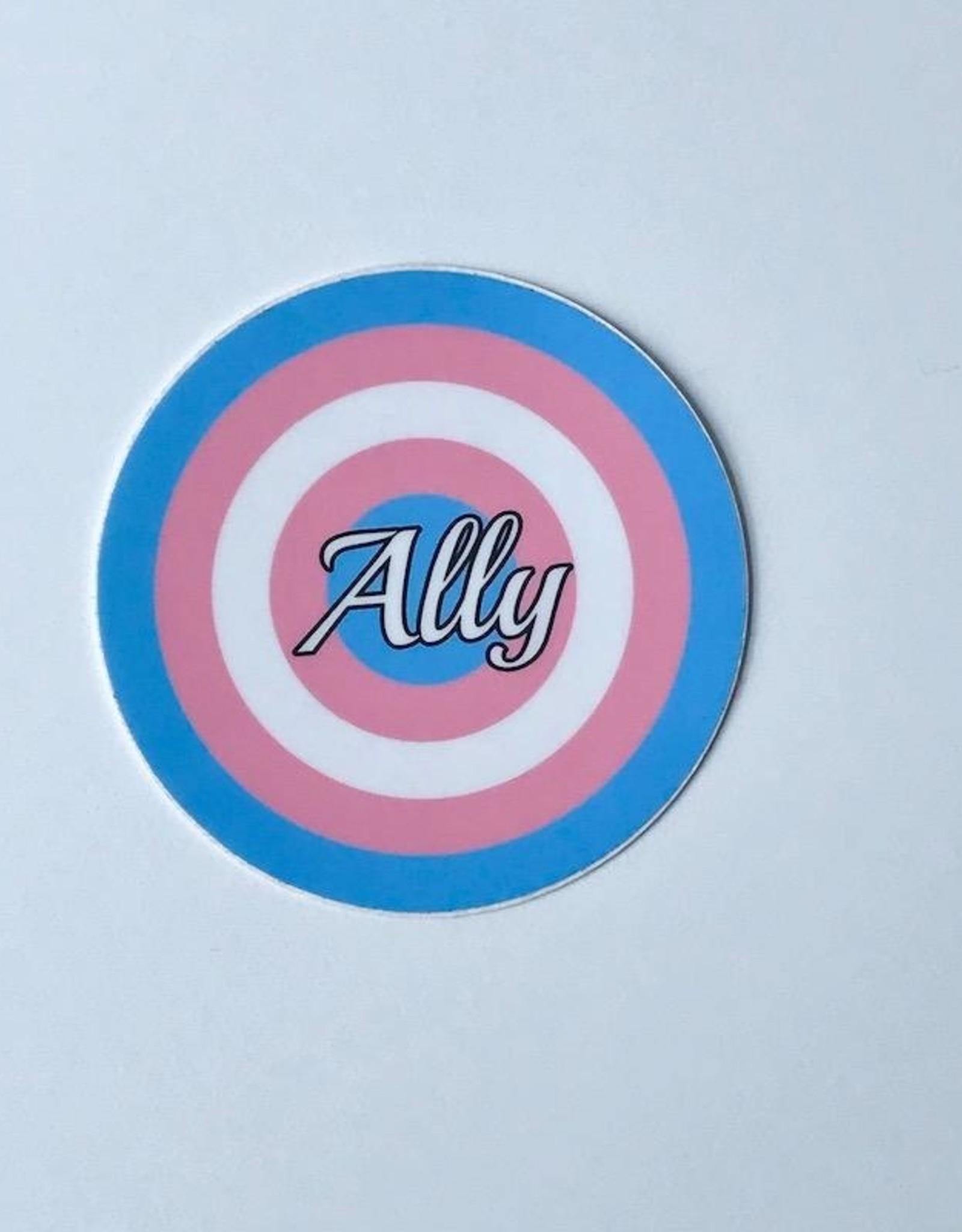 Ally Sticker by Asher Schwank
